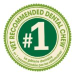 vet-recommended dog dental chews