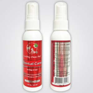 top rated Alcohol -free dog dental freshener