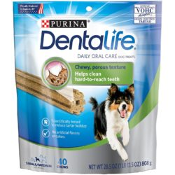 dentalife daily dog chew