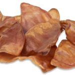 Jumbo pig ear 100% nature dog treat
