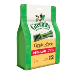 Greenie Grain-free Dog treats