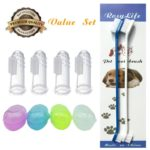 Dog soft toothbrush set