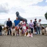 hero dog wartime UK