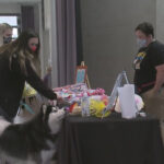 Dog-lovers and their pups visit Crocker Park for day of Easter-themed fun